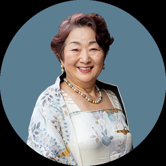 Kimono Dress Hime 代表 坂東康子